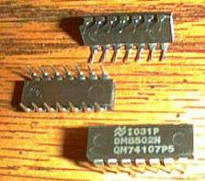 Buy Lot of 50: National Semiconductor DM8502N