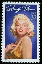 Buy 1995 32c Marilyn Monroe, Legends of Hollywood Scott 2967 Mint F/VF NH