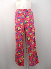 Buy Womens Pajama Bottoms DESPICABLE ME MINIONS SIZE 20 Pink Micro Fleece Sleepwear