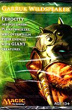 Buy Magic the Gathering Green Planeswalkers Card Trading Game Starter Deck - NEW