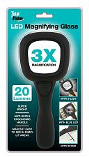 Buy :10719U - Handheld LED Magnifying Glass 3x Magnification