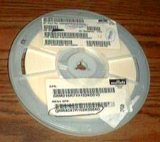 Buy Lot of 3800 (?): muRata GRM40X7R102K050AD 50V .001UF :: FREE Shipping