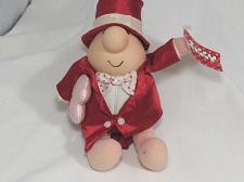 Buy Vintage ZIGGY Doll Plush Toy I Love You Valentines Tuxedo Tophat