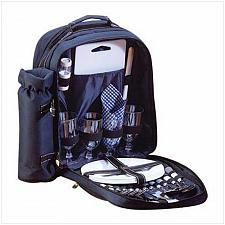 Buy 33037U - Picnic Backpack 30 Piece 4 Place Settings