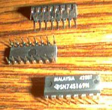 Buy Lot of 16: Texas Instruments SN74S169N