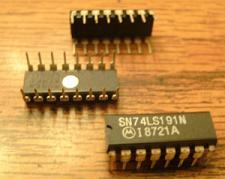 Buy Lot of 25: Motorola SN74LS191N