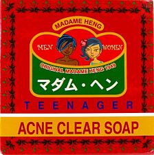 Buy Madame Heng Merry Bell Teenager Acne Clear Thai Herbal Soap 150 grams