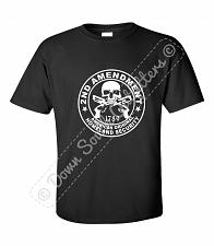 Buy 2nd Amendment Gun Rights America's Original Homeland Security T shirt SM - 6XL