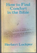 Buy How to Find Comfort in the Bible :: 1979 HB w/ DJ