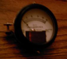 Buy Readrite Model 55 315 0-15 DC Milliamperes Panel Meter