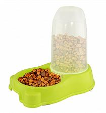 Buy :10829U - Lime Green 44oz Gravity Bowl Pet Feeder