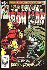 Buy Iron Man #150 VF-/VF Marvel Comics High Grade Double-sized 1981 John Romita Jr.