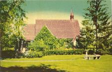 Buy The Chapel Beck Sanatorium Hospital Medical London Ontario POSTCARD