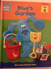 Buy BLUE'S CLUES Blue's Garden Book 6 of Discovery Series Hard Cover 2000
