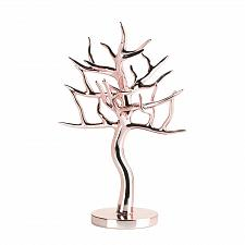 Buy *17526U - Rose Golden Branch Jewelry Tree