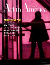 Buy Art In America INTERNATIONAL REVIEW VOL 100 #10 A SLICK MAGAZINE 184 PAGES