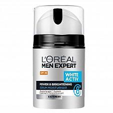 Buy L'Oreal Men Expert White Activ Skin Whitening Moisturizer SPF 26 50ml