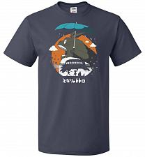Buy The Neighbors Journey Unisex T-Shirt Pop Culture Graphic Tee (3XL/J Navy) Humor Funny