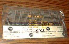 Buy 50: Allen Bradley RC20GF270J : 1/2W 27 Ohms Resistors