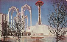 Buy WORLD FAIR SCIENCE CIVIC CENTER POSTCARD SEATTLE WASHINGTON