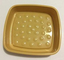 Buy Vintage Tupperware Soap Dish Scouring Pad Holder Gadget #804 Retro Square