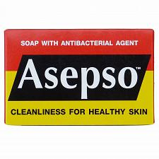 Buy Asepso Antibacterial Bar Soap New Formula 80 grams