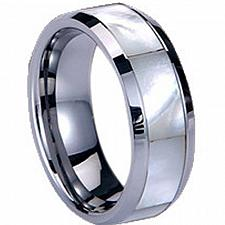 Buy coi Jewelry Tungsten Carbide Ring-TG1711(8.5/10.5)