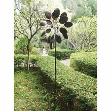 "Buy 15212U - 84"" Brown Iron Spoon Windmills Bi-Directional Movement"