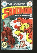Buy SANDMAN #3 DC Comics 1975 Jack Kirby