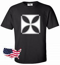 Buy Biker Wrenches Skull Motorcycle Tattoo T shirt #20