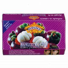 Buy Asantee Mangosteen Skin Whitening Facial Soap 125 grams