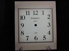 Buy Clock Face Renaissance Square Mantle Grandfather Wall Repair Fade Vintage