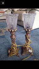 Buy set of 2 lamps beautiful old world elegance