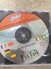 Buy Zoltrix Communications CD