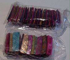 Buy set of 2 multicolored shell bracelets