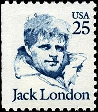 Buy 1988 25c Jack London, Booklet Single Scott 2182 Mint F/VF NH