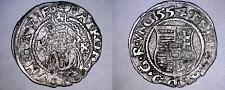 Buy 1554-KB Hungary 1 Denar World Silver Coin - Madonna with Child - Ferdinand I