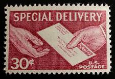 Buy 1957 30c Letter & Hands, Special Delivery Scott E21 Mint F/VF NH