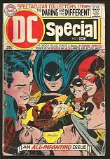 Buy DC SPECIAL #1 BATMAN SUPERMAN FLASH GREEN LANTERN ANN SZ 1968