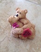 Buy Teddy Bear Lovers Bear With Me Ceramic Figurine