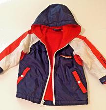 Buy Red Oak Sportswear Toddlers Auburn Tigers Fleece-lined Hooded Nylon Jacket 3T