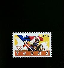 Buy 1995 32c Texas Statehood, 150th Anniversary Scott 2968 Mint F/VF NH