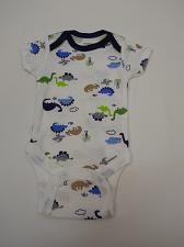 Buy ONESIES Infant Baby Boy Creeper Sleep and Play Size 0-3M Dinosaur Print