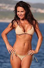 Buy UjENA Mirage IRD Dots Bikini #N214 size LARGE