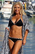Buy UjENA Zebra Resort Robe #N315