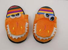 Buy Kids Slippers T-REX SIZE S M L Girls Boys Kids Children House Shoes Slippers