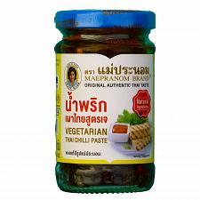 Buy Mae Pranom Thai Vegetarian Chili Paste 4 oz