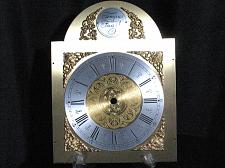 Buy Vintage Clock Face Engraved Brass Cherubs Mantle Grandfather Wall Repair Parts