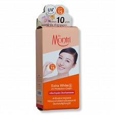 Buy Dr. Montri Extra White UV Protection Cream 10 gram Sachets Pack of 6