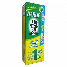 Buy Darlie Double Action Toothpaste Two Mint Powers 170 grams Pack of 2